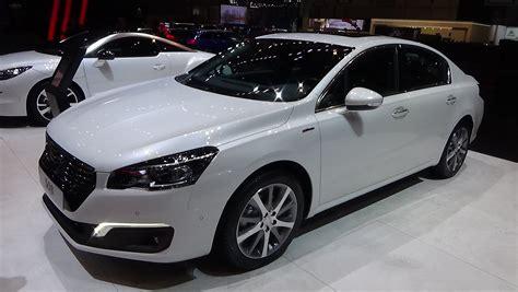 Peugeot 508 2016 Models Auto Database Com