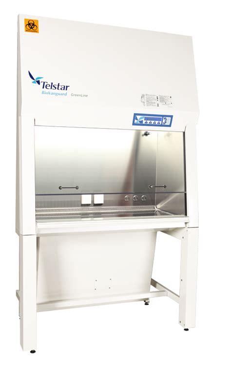 biological safety cabinet telstar biovanguard class ii biological safety cabinets