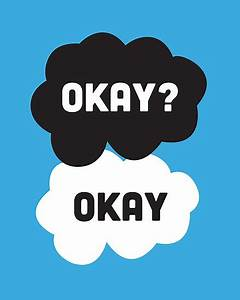 Cellar Door: Okay. Okay.- Obligatory 'The Fault in our Stars' Blog