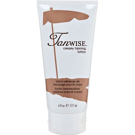 Tanwise Creamy Tanning Lotion
