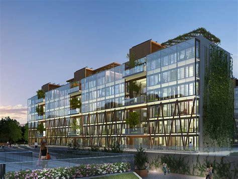 eco building design nanjing  housing bdp landsea