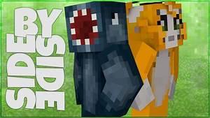 Minecraft Xbox Side By Side Challenge WStampy 1