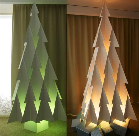 pared  christmas decor ideas  minimalist homes