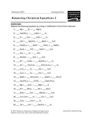 vcc lc worksheets chemistry chemistry 0861 0871
