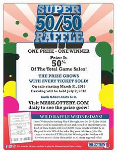 Free 5050 raffle ticket template search results for 50 50 raffle tickets template