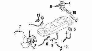 2002 Pontiac Aztek Parts