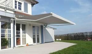 sonnenschutz markisen terrasse usblifeinfo With markise balkon mit tapete mit lavendelmotiv