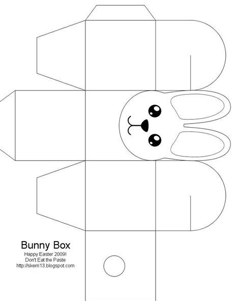 433 best Easter templates images on Pinterest | Bunnies