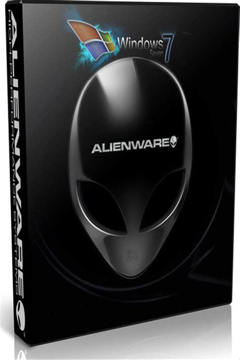 Jual Windows 7 Alienware Blue Edition 64 Bit Di Lapak
