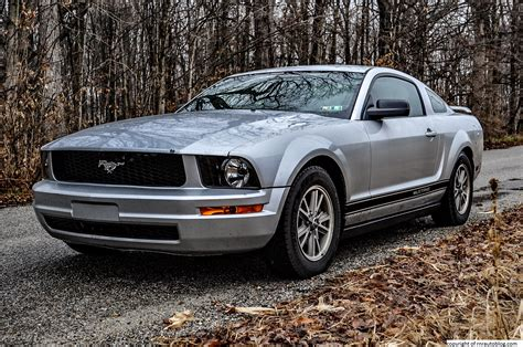 2005 Ford Mustang V6 Premium Review  Rnr Automotive Blog