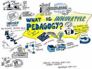 Dr Barry Joe  What Is Innovative Pedagogy