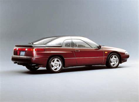 subaru svx bizarre car of the week 1992 subaru svx ny daily news
