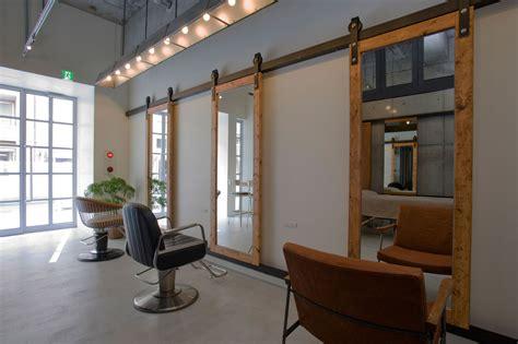 hair styling stations design ki se tsu hair salon iks design archdaily 7010
