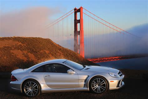 mercedes sl  amg black series  bmw    porsche