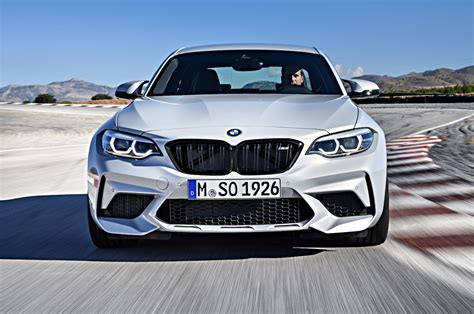 BMW 2019 : 405 Hp 2019 Bmw M2 Competition Revealed