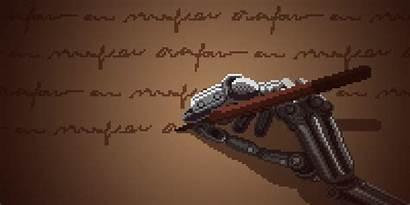 Poetry Robots Write Writing Poem Robot Kernel