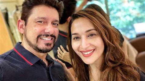 Madhuri Dixit's Family Pitches In To Help Out With Her ...