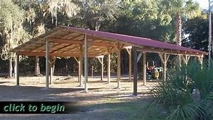building your own pole barn woodworking projects plans With build your own pole barn