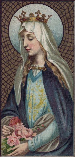 St Elizabeth Of Hungary Saint Elizabeth Of Hungary