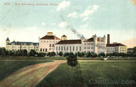 hutch kansas state reformatory hutchinson ks