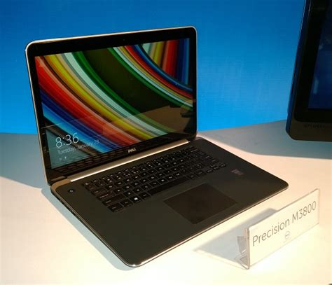 Dell Precision M3800 Mobile Workstation Review by Dell Launches Precision M3800 Mobile Workstation And