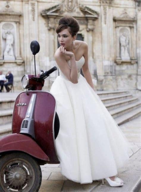 21 impresionantes peinados para novias estilo vintage