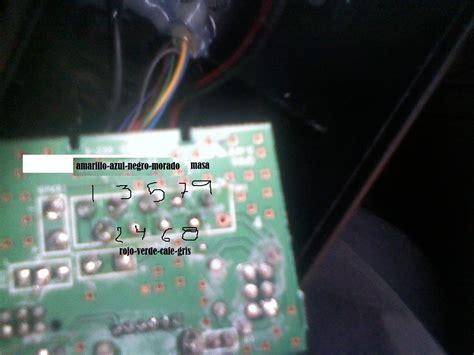 bocinas logitech x 230 cable serial yoreparo