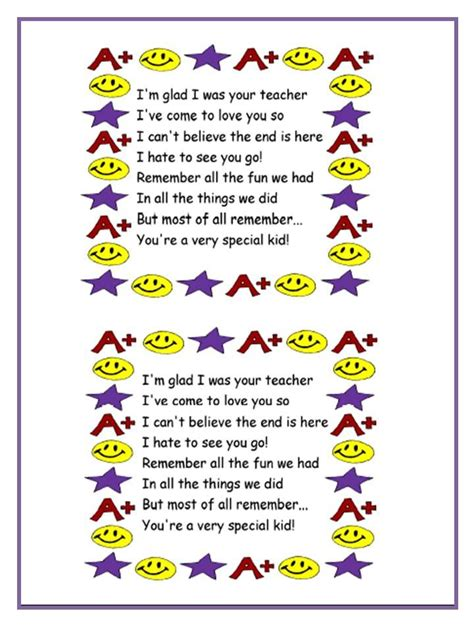 best 25 poems ideas on 797 | 6af757608f44fc440a57037639edf004 poems for teachers kindergarten