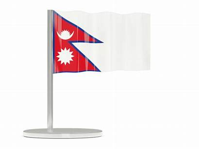 Nepal Flag 3d Vector Waving Graphics Icon