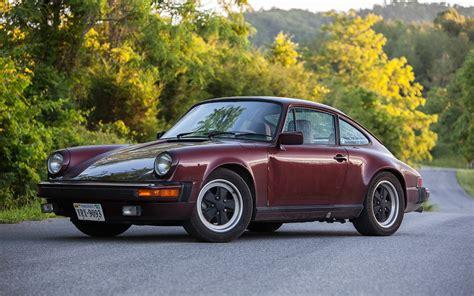 The Ballad Of The Porsche 911 Sc