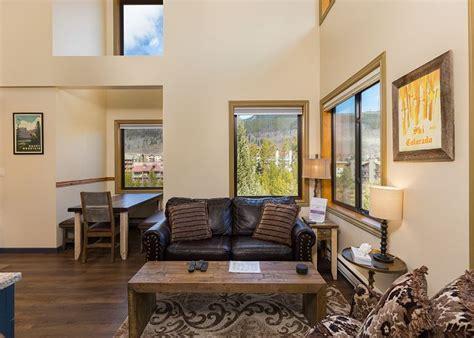 slopeside condominiums vacation rental keystone