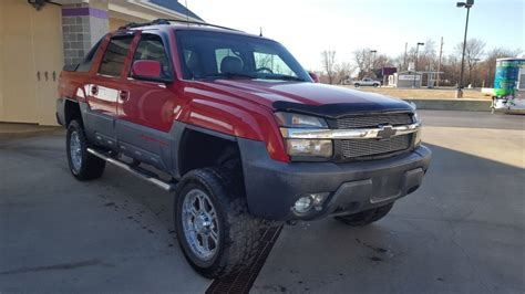 Chevy Avalanche 2002 by 2002 Chevrolet Avalanche 2500 4 215 4 Crew Cab For Sale