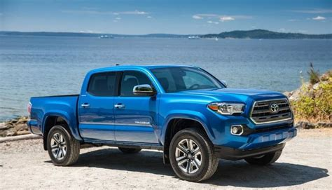 toyota tacoma redesign rumors release date toyota