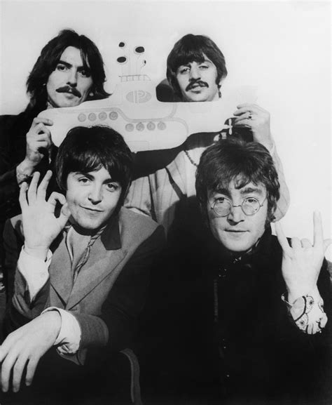 Beatles Illuminati by Conspiracy Theory Claims The Beatles Were Created