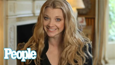 Where Does Natalie Dormer Live by Of Thrones Natalie Dormer Talks Quot Firsts Quot