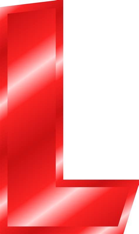 clipart big letter  big letter transparent     webstockreview