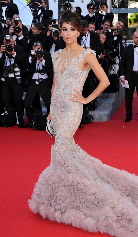 Marchesa Dress eva longoria fashion  style 550 x 943 · jpeg