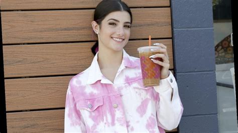 """Then, there was the charli cold foam. Charli D'Amelio's Dunkin' Coffee Order, """"The Charli,"""" Is Officially On The Chain's Menu ..."""