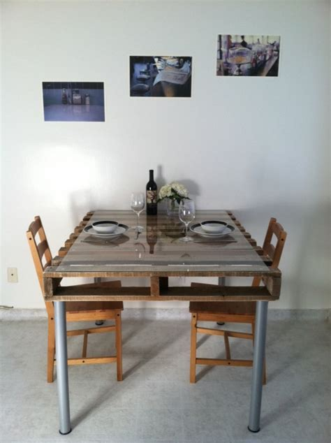 fabriquer table haute cuisine fabriquer table haute cuisine diy 10 ides du0027lots de