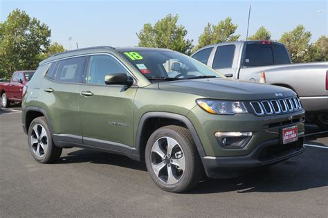 Jeep Compass Latitude 2018 by New 2018 Jeep Compass Latitude 4d Sport Utility In Yuba