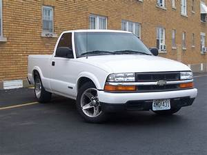2003 Chevrolet S-10 - Overview