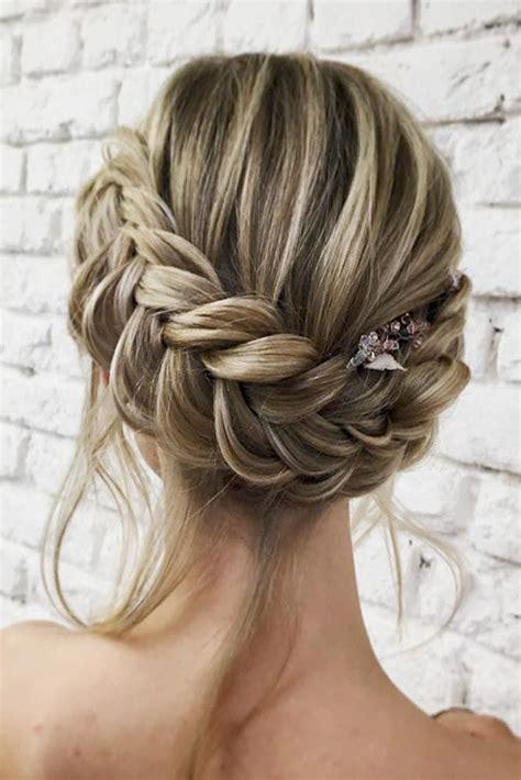 prom hair updo ideas  pinterest wedding hair