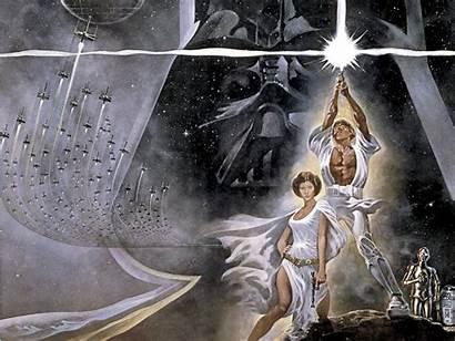 Wars Episode Hope Iv Wallpapers Poster Desktop
