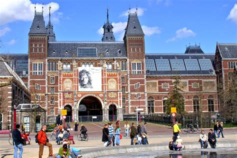 Amsterdam Museum Royal by The Top Attractions In Amsterdam Gloholiday