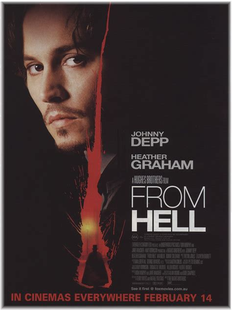 From Hell by From Hell Johnny Depp Photo 180870 Fanpop