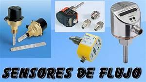 Sensores Flujo Para Liquidos   Tipos Y Caracteristicas