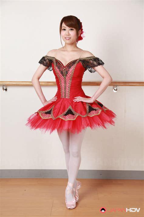 Hot Porn Gallery Of Busty Asian Ballerina Ririka Suzuki