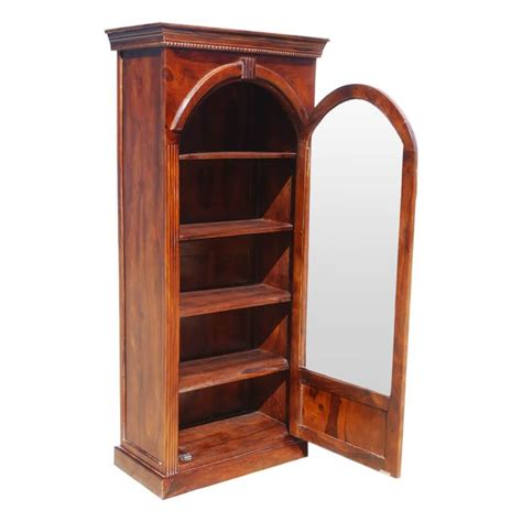 solid wood kitchen storage hutch cabinet bookcase shelf