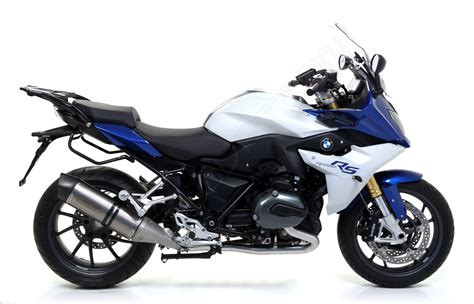 Maxi Racetech Exhaust By Arrow Bmw  R1200rs  2017 (71842