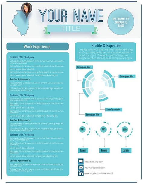52 best images about infographic cvs on